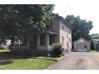 3 Bed 1 Bath Foreclosure Property in Salem, OH 44460 - N Ellsworth Ave