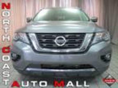 2018 Nissan Pathfinder for Sale