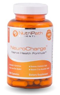 The Formulas for Nerve Health in hands and feet NeuroPlenish and NeuroCharge