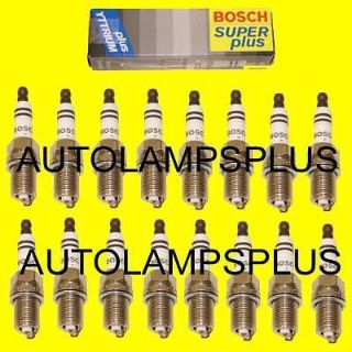 Purchase Mercedes BOSCH Spark Plugs C240 C320 CLK320 E320 E500 16 PLUGS 0031598103 NEW motorcycle in Fort Lauderdale, Florida, United States, for US $91.50