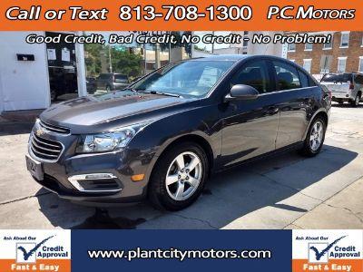 2015 Chevrolet Cruze LT (Gray)