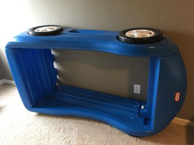 Toddler Bed-Little Tikes