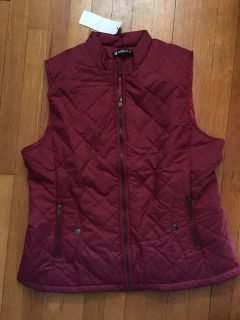 Quilted women s vest, size XL (16-1