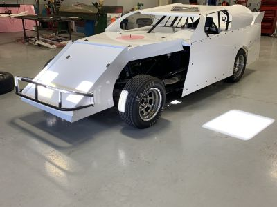 Hughes Racing Chassis Southern Sportmod Roller