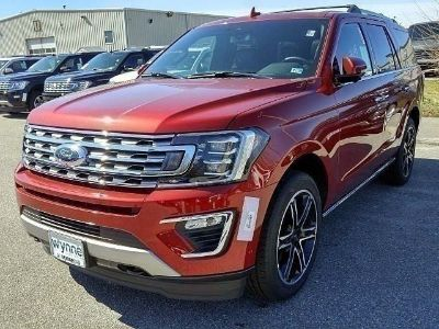 2019 Ford Expedition (Ruby Red)