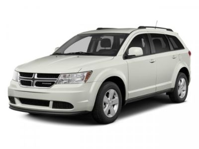 2014 Dodge Journey SXT (White)