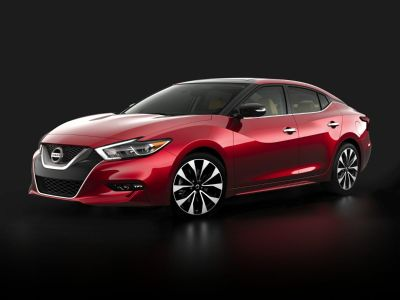 2016 Nissan Maxima Platinum (Coulis Red)