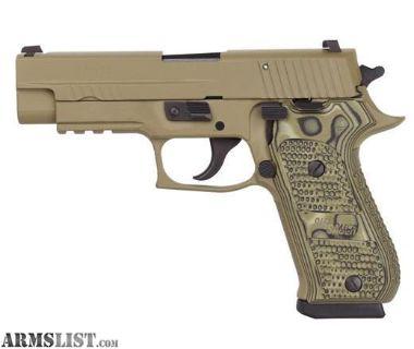 For Sale: Sig Sauer P220 Scorpion 45 ACP 220R-45-SCPN