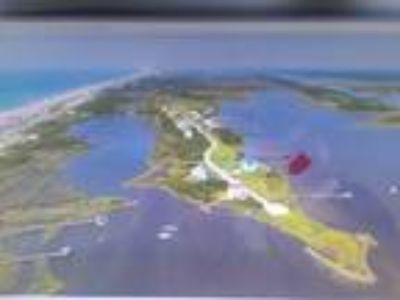 Waterfront Point Lot W/ Sweeping Water Views