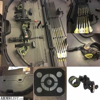 For Sale: PSE brute force left handed bow