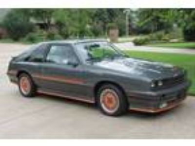 1986 Mercury Capri Coupe