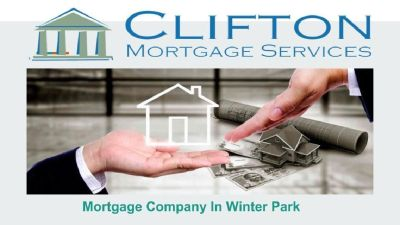 Top Mortgage Companies In Winter Park | Clifton Mortgage