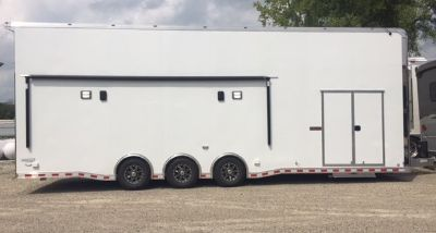 2019 Bravo Icon Stacker With Dragster Lift Price-$69,950