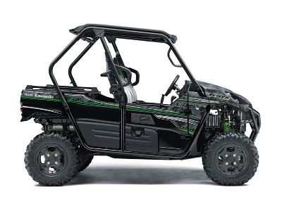 2018 Kawasaki Teryx LE Camo Side x Side Utility Vehicles Jamestown, NY