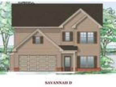 The Savannah by Chafin Communities: Plan to be Built