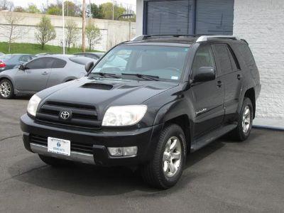 2003 Toyota 4Runner SR5 (Black)