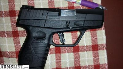For Sale: Pt709 slim 9mm