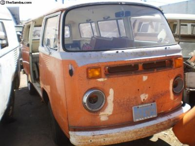 1975 automatic bus parting out
