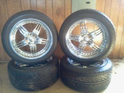 $1,500 OBO Tires and Wheels