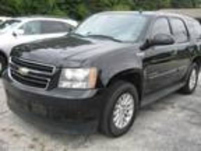 2008 Chevrolet Tahoe For Sale