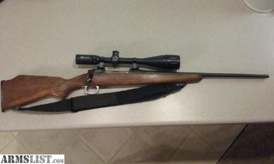 For Sale: Savage 110e .270 Rifle w/Scope