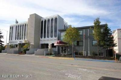 826 K Street Anchorage, Boutique style 16 room Hotel in a
