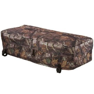 Find Camo 4-Wheeler ATV Rack Storage Pack Trail Hunting Gear Luggage Bag 62203 motorcycle in West Bend, Wisconsin, United States
