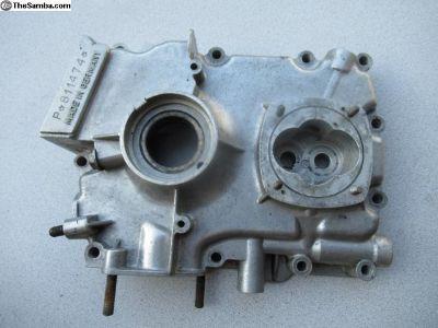 Porsche 356 SC Engine Case Third Piece Type 616/16