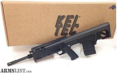 "For Sale: KEL TEC RFB 308 7.62 18"" RFB18BLK KEL-TEC .308"