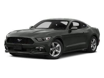 2015 Ford Mustang FASTBACK ECOBOOST (Yellow)