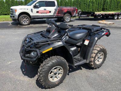 2009 Can-Am Outlander XT 800R EFI Utility ATVs Grantville, PA