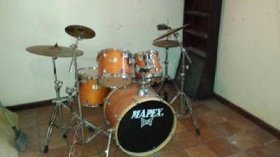 mapex drum set great deal