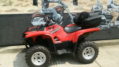 2008 Yamaha Motor Corp., USA Grizzly 700 FI Auto. 4x4 EPS Utility ATVs New Haven, CT