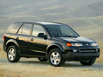2005 Saturn Vue Base (Black Onyx)