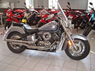 2003 Yamaha Motor Corp., USA V Star 1100 Classic Cruiser Motorcycles New Haven, CT