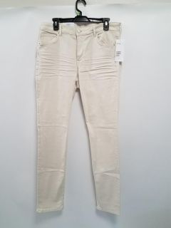 Women's Natural Off White NWT H&M Skinny Jeans 36/34