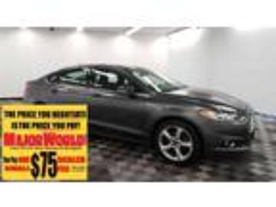 2016 FORD Fusion with 51917 miles!