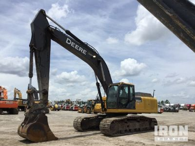 2013 (unverified) John Deere 350GLC Track Excavator