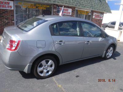 2008 Nissan Sentra 2.0 S (Magnetic Gray Metallic)