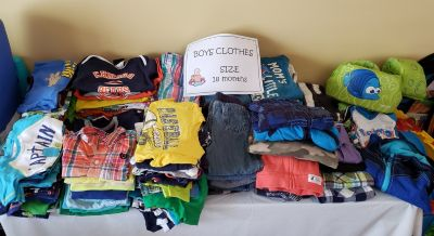 Boys Clothes Size 18 Month (All seasons)