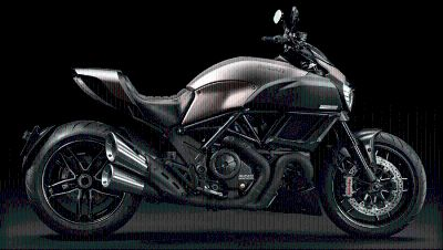 2015 Ducati Diavel Titanium Sport Motorcycles Saint Charles, IL