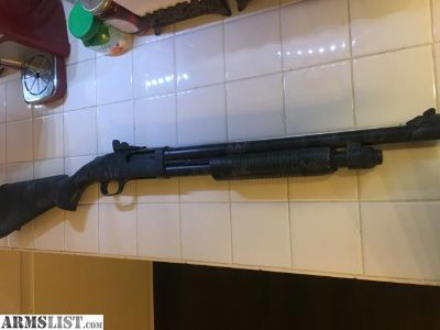 For Sale: Mossberg M590A1 in Factory Typhon Camo