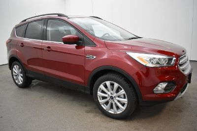 2019 Ford Escape (Ruby Red Metallic)