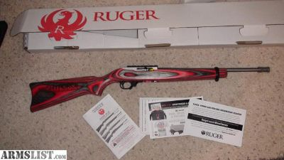 For Sale: Nightforce Optics 25th Anniversary Special Edition Ruger 10/22