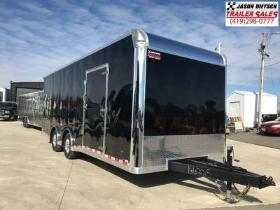 2019 United Trailers UXT 8.5X24 Enclosed Cargo Trailer... ST