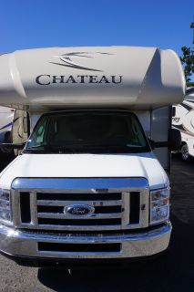 2018 Thor Motor Coach CHATEAU 30D