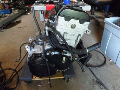 Find 03 04 2003 2004 SUZUKI GSXR1000 GSXR 1K COMPLETE ENGINE MOTOR 16k MILE TURN KEY motorcycle in Auburndale, Florida, United States, for US $1,799.95