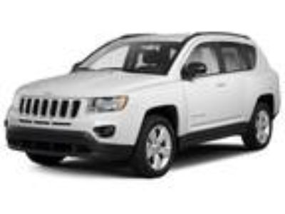 2013 Jeep Compass with 49821 miles!