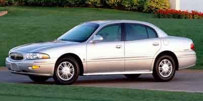 2002 Buick LeSabre Custom (Sterling Silver Metallic)