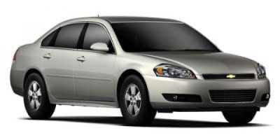 2011 Chevrolet Impala LT Fleet (Imperial Blue Metallic)